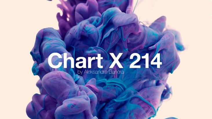 Chart X 214 by Aleksandre Banera
