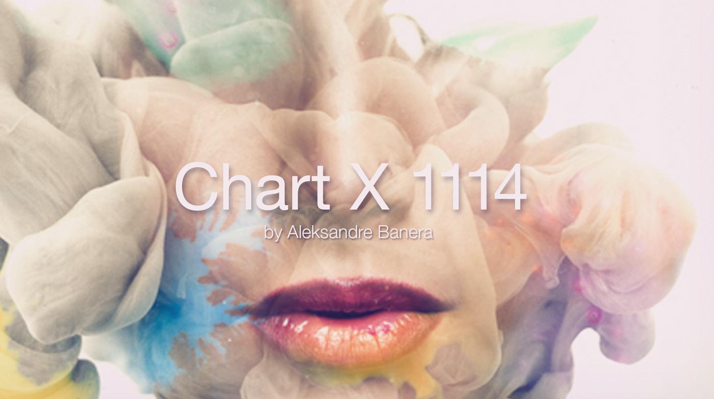 Chart X 1114 by Aleksandre Banera