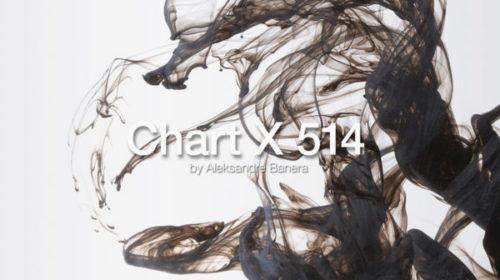 Chart X 514 by Aleksandre Banera