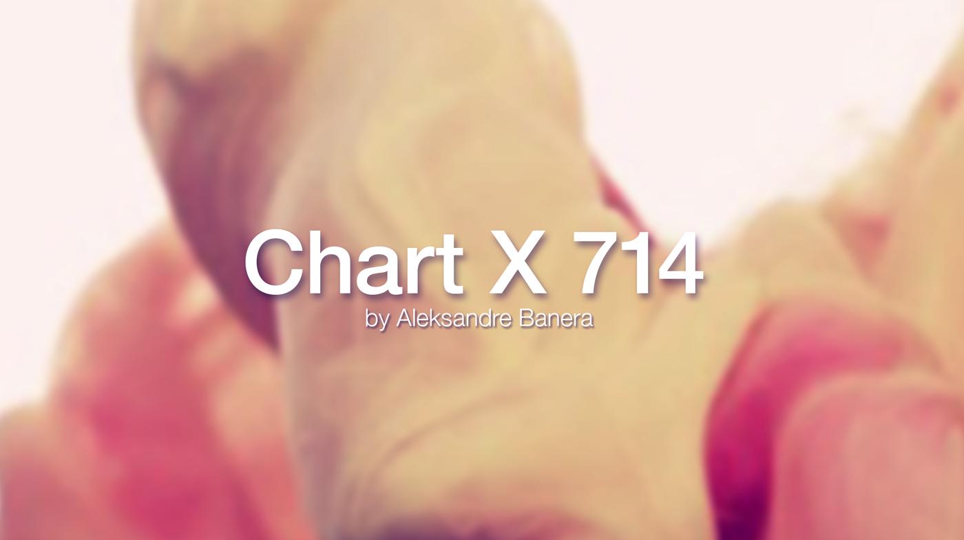 Chart X 714 by Aleksandre Banera