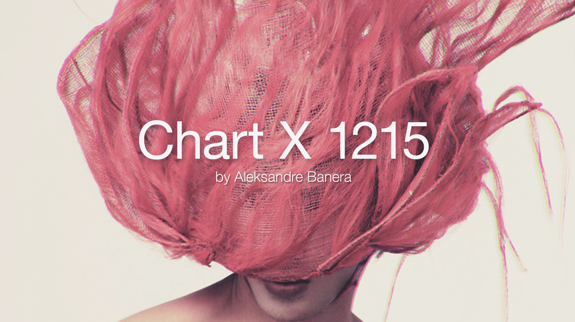 Chart X 1215 by Aleksandre Banera
